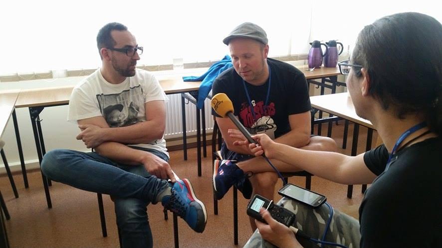 Piastonalia 2017: wywiad z zespołem Cała Góra Barwinków