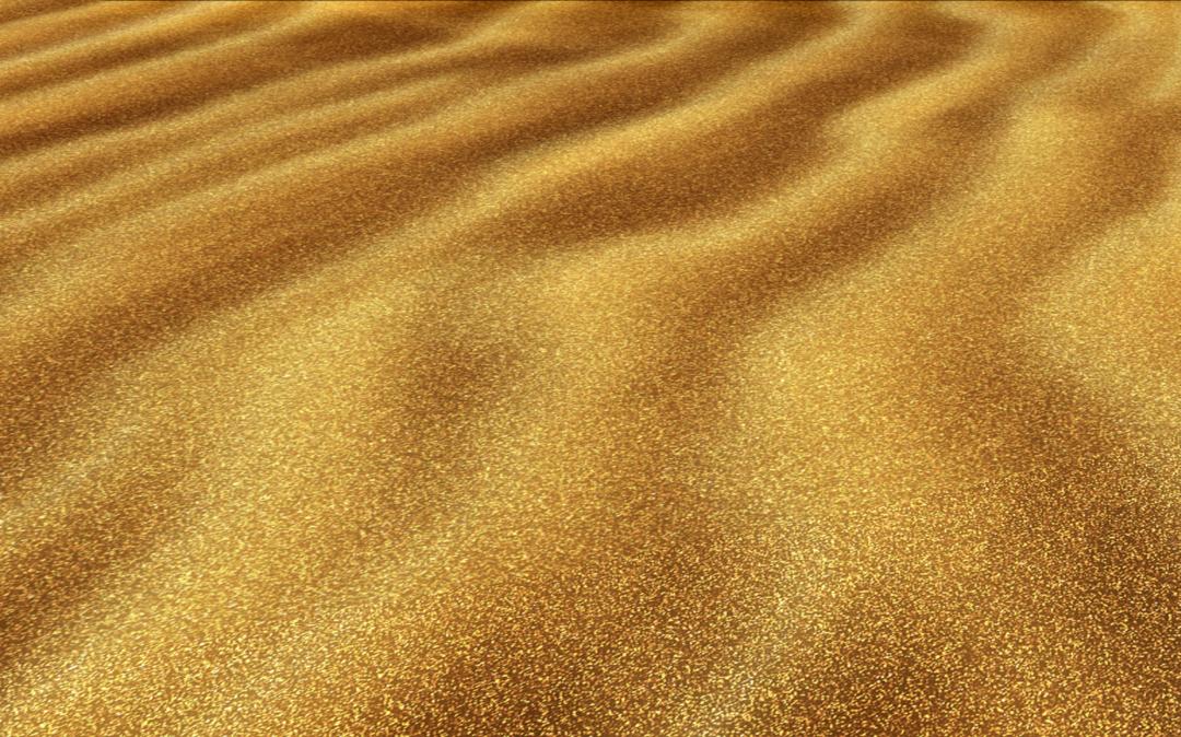 Teatr malowany piaskiem?