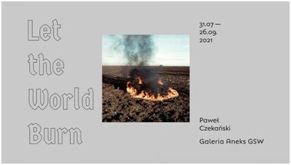 Let the world burn w GSW!