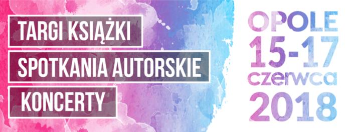 3. Festiwal Książki w Opolu