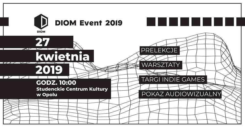 DIOM Event 2019 – tworzony przez graczy, dla graczy