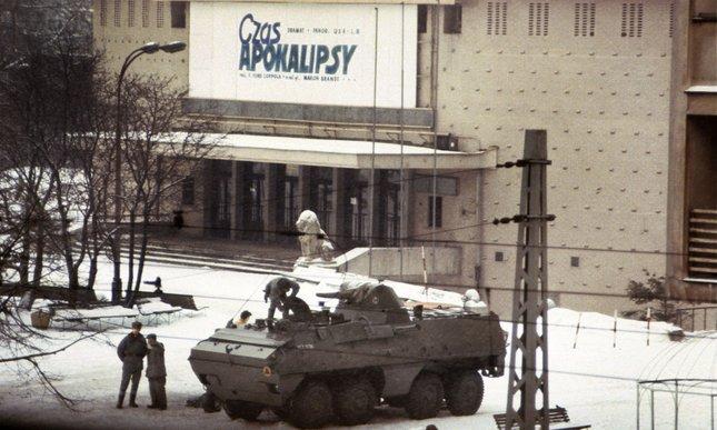 Grudniowa rewolta – czyli stan wojenny w Polsce