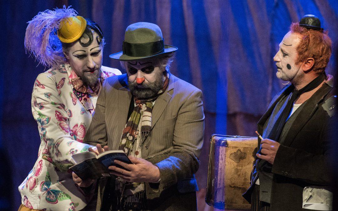 """Czego nauczy nas """"Marvin"""" z Teatru Lalki i Aktora?"""
