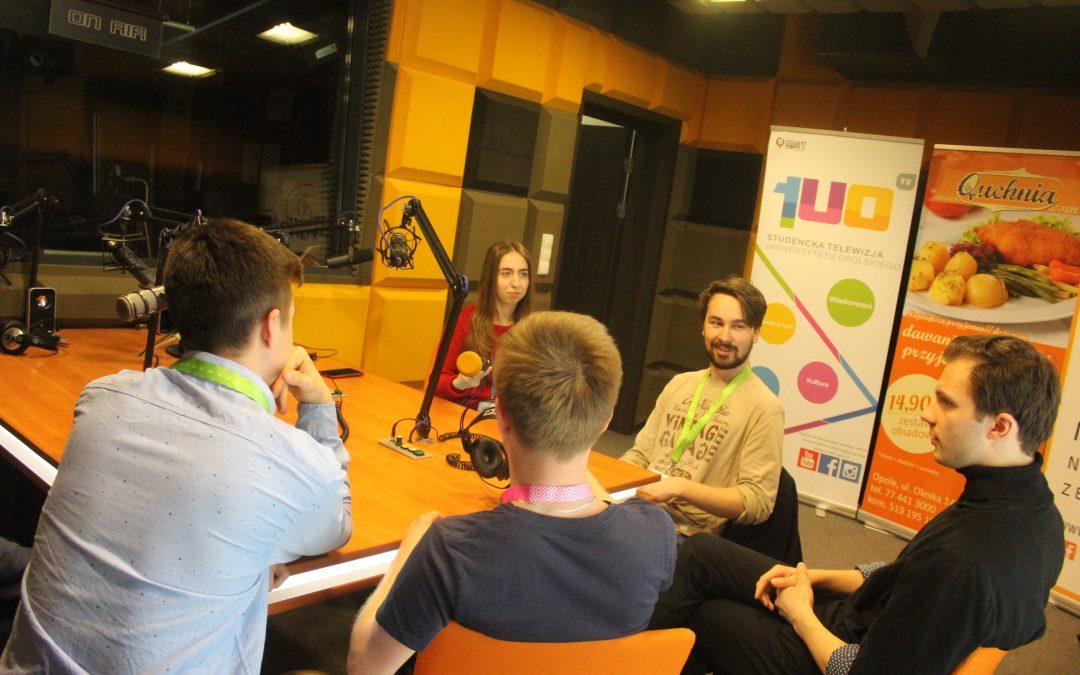 XXIX Zimowa Giełda Piosenki – wywiad z zespołem Identyczni