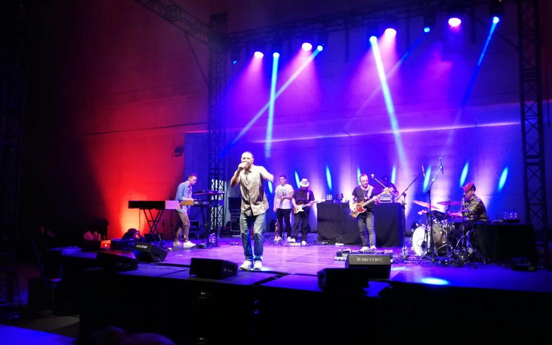Funkowe oblicze Opola, czyli koncert Jarecki Live Band