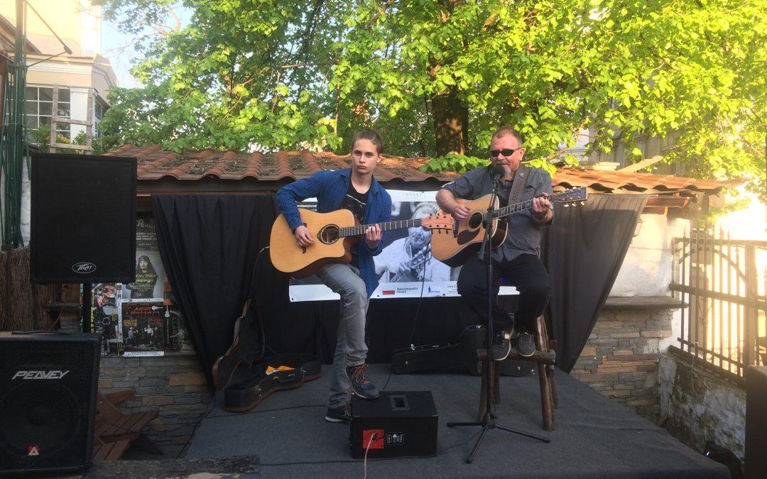 Koncert Marka Sołtysiaka w Dworku