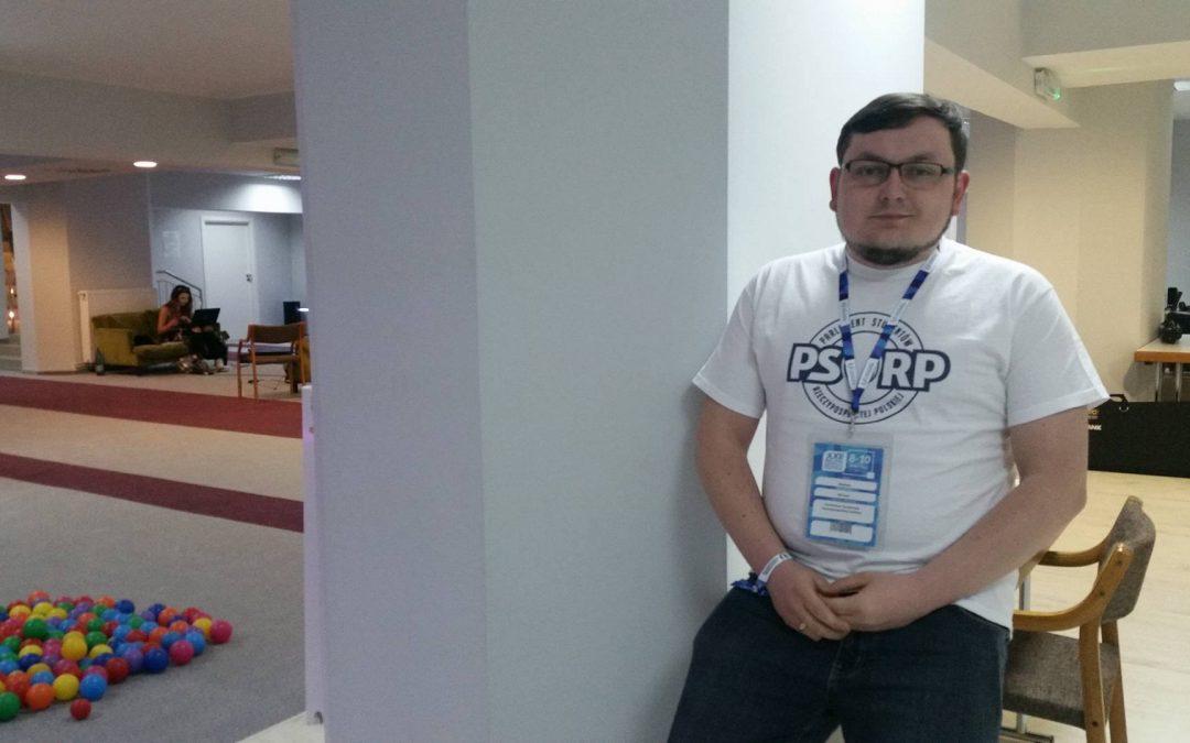#PSRP: rozmowa z Mateuszem Mrozkiem