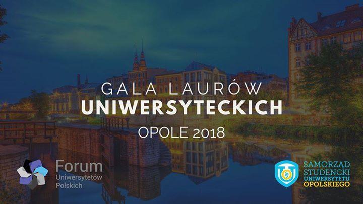 Gala Laurów Uniwersyteckich