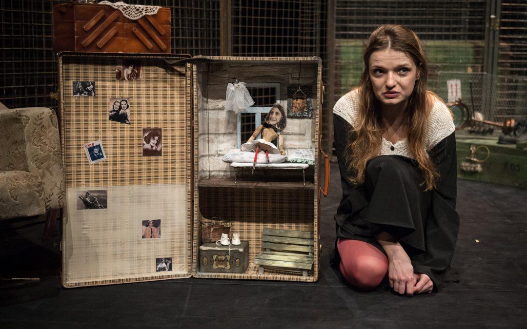 Anne Frank opowie swoją historię w Opolskim Teatrze Lalki i Aktora w Opola