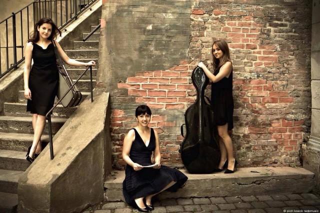 Koncert Trio Immersio w ramach Wiosny Austriackiej