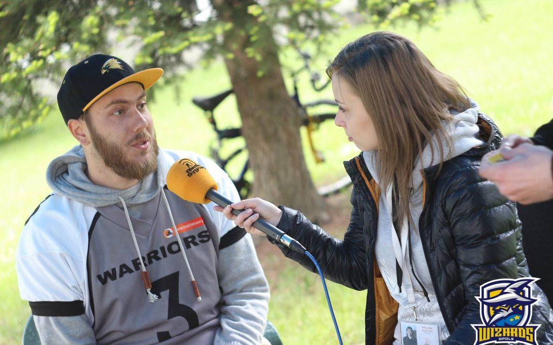 Piastonaliowy Dzień Sportu z Wizards Opole [wywiad]