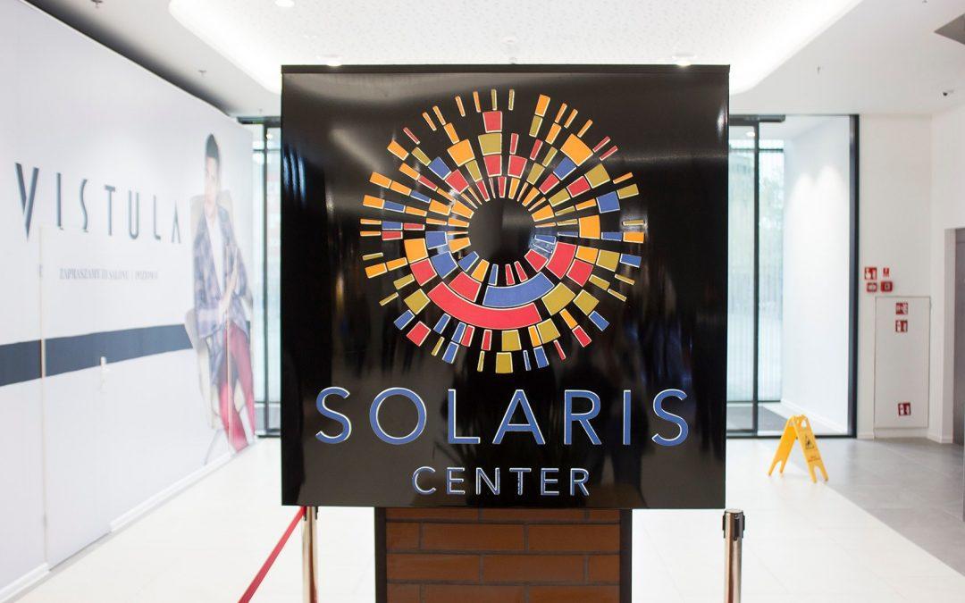Nowa część galerii handlowej Solaris już otwarta!