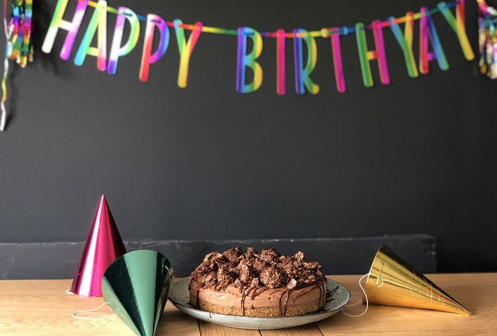Urodziny podczas kwarantanny – 10 pomysłów na organizację