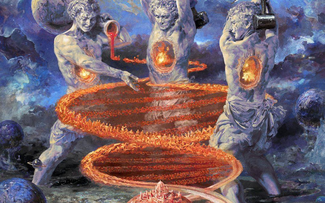 Testament – Titans of Creation. Recenzja płyty.