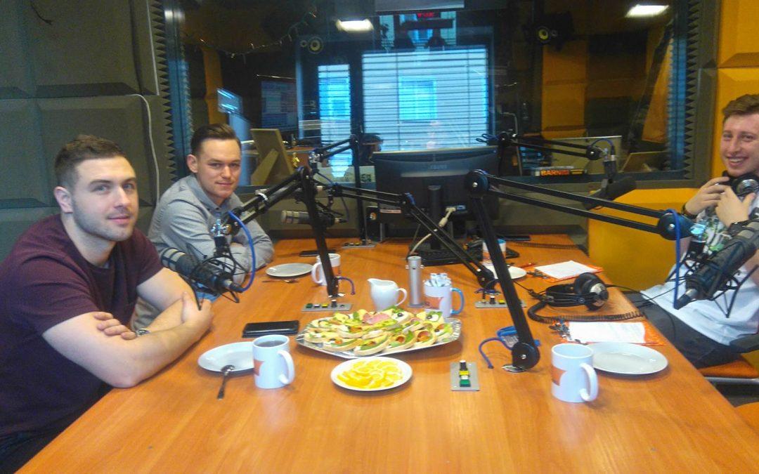#Sportowe Śniadanie: Rozmowa z Towers Opole