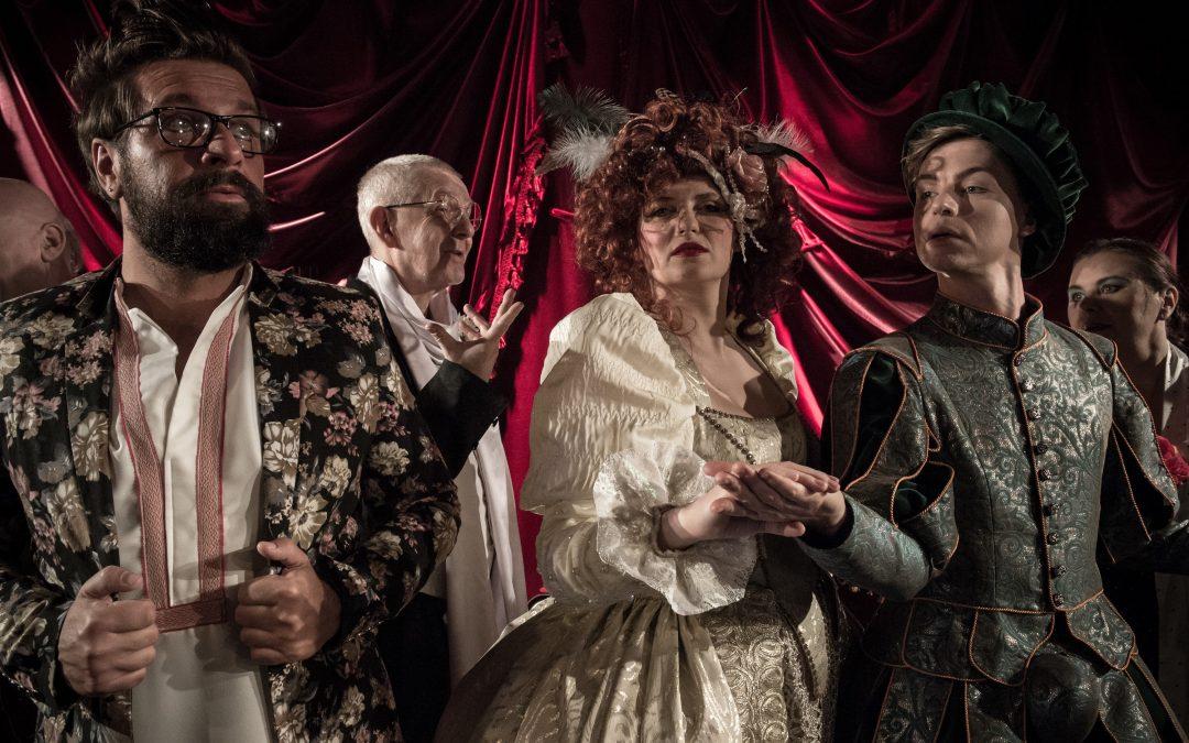 Nowe oblicze Zorro w Opolskim Teatrze Lalki i Aktora